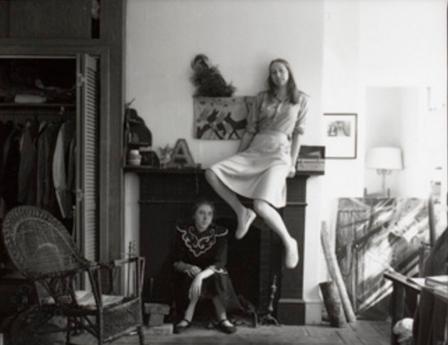 Francesca Woodman, Untitled (sequence), 1977