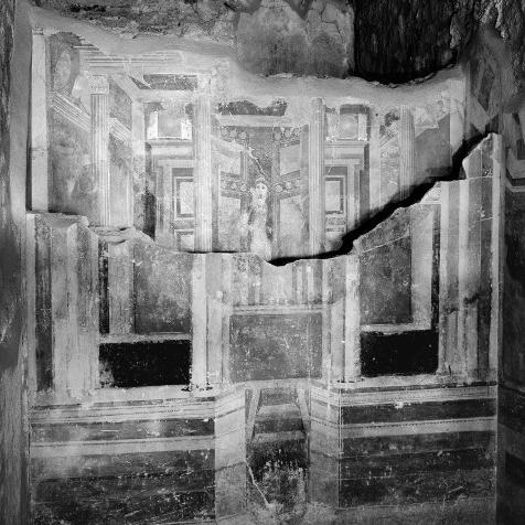 Mimmo Jodice. Pompei, 1983. MEDITERRANEO